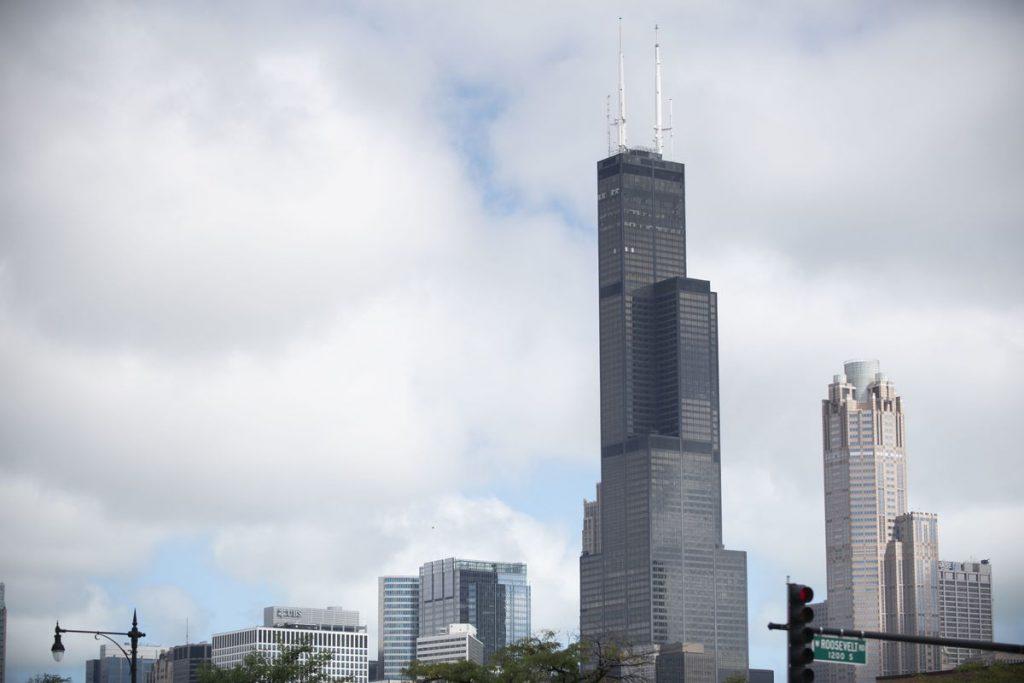 willis tower đạt chứng chỉ LEED
